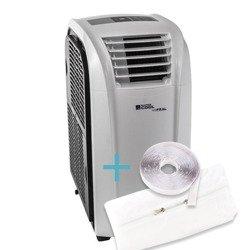 Klimatyzator przenośny Fral SuperCool FSC 09.1 WiFi Ready + uszczelnienie okna